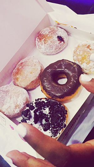Coffee And Sweets 💋 Donuts Save The World