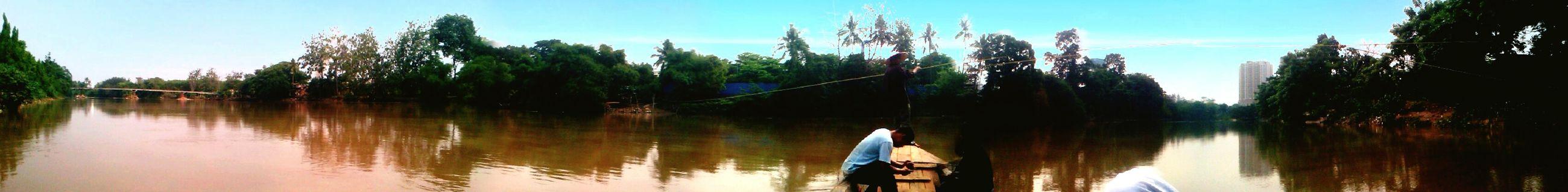 Seeing The Sights Panorama Camera  Made In Indonesia First Eyeem Photo Cisadane 🎈👻