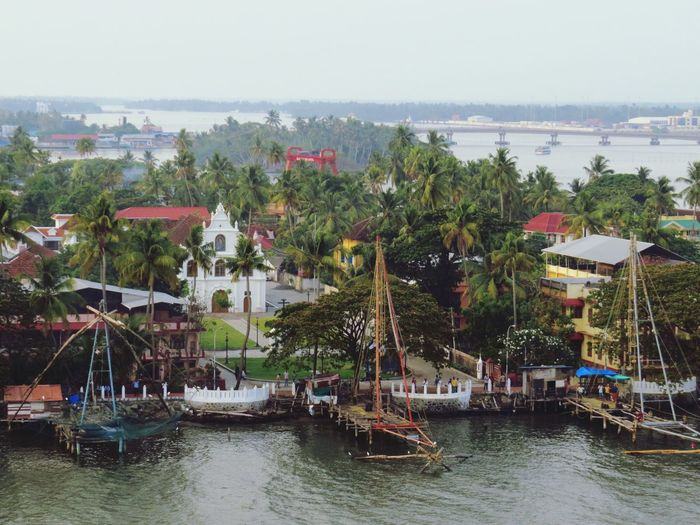 Cochin India Traveling Travel Photography Eye4photography  EyeEm Gallery Aerial Shot