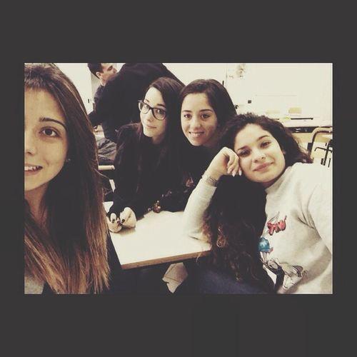 We don't wanna go to school?? Friends Selfie Beautiful ♥