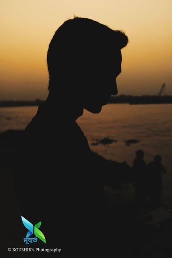 shadow Sunset