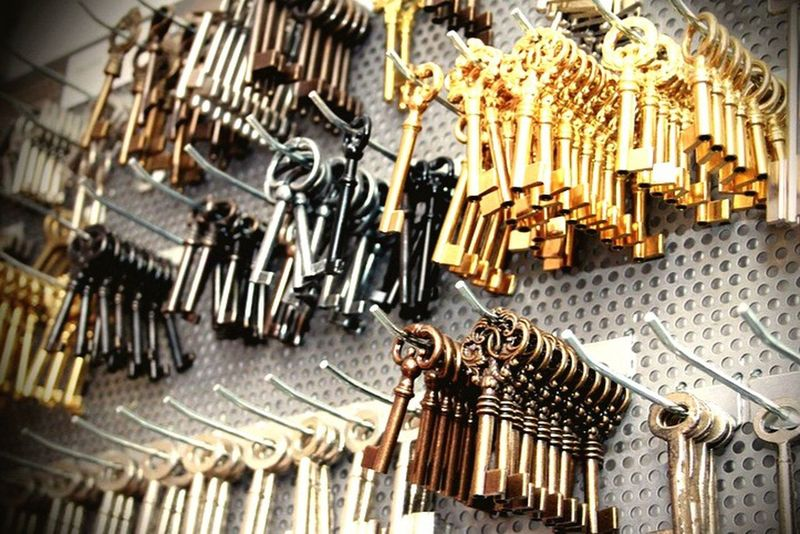 Keys Locksmith Ourlife Shopowner Customer  The Key To Happiness The Key To Mÿ Heart