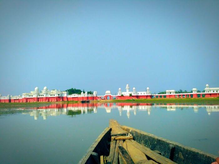 NEERMAHAL - The Royal Palace Architecture Clear Sky Royalpalace Scenics Rudrasagar Tripura