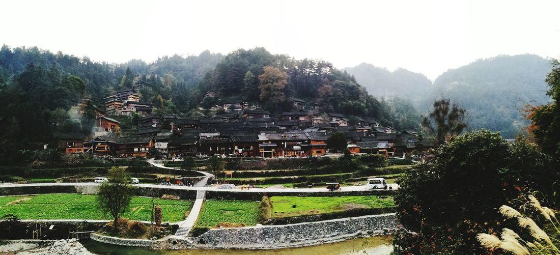 中国贵州,朗德苗寨 Landscape First Eyeem Photo