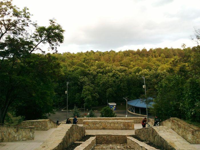 Parc Ivanos заря