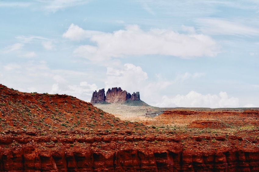 Near the San Juan River, UT, United States🇺🇸 Sky Cloud - Sky Nature Day Outdoors Tranquility No People Scenics Beauty In Nature Landscape