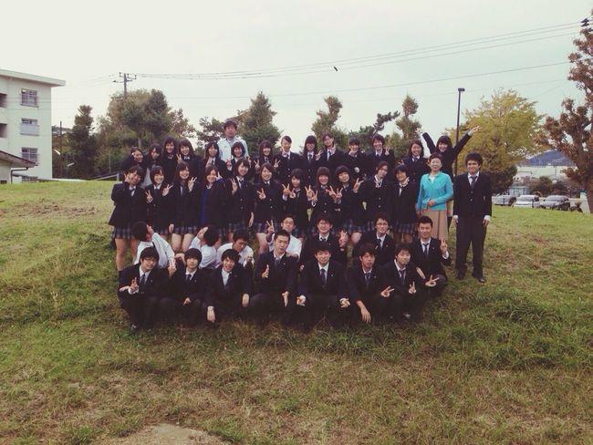 Friends Class Highschool