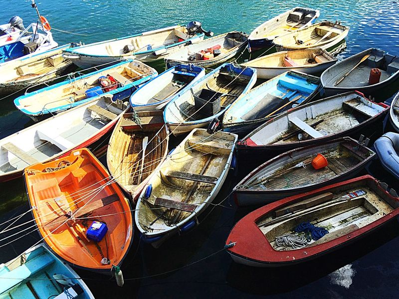 Boats Rowing Colors Check This Out Enjoying Life Relaxing Hello World Hanging Out Mevagissey Cornwall Random Neighborhood Map