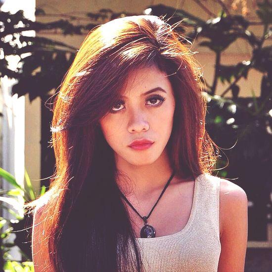 Model Beautiful ♥ Woman Portrait