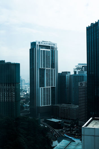 Cityscape from malaysia City Dark Architecture Building Building Exterior Built Structure City City Life Cityscape Cloud - Sky Day Direction Financial District  Landscape Landscapes Lifestyles Modern No People Outdoors Residential District Sky Skyscraper Streetphotography Tall - High Tower