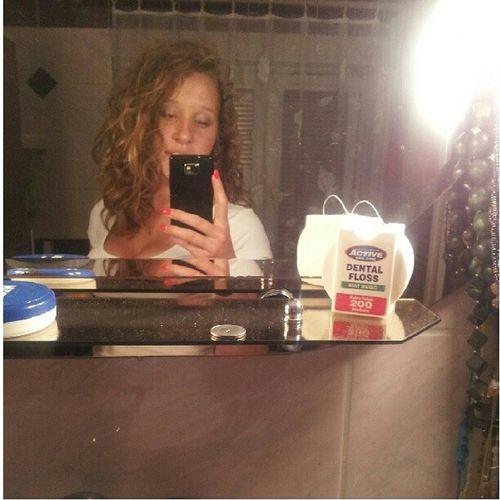 Girl Polishgirl Poland Jaworzno selfie mirror night me now curly hair bathroom polska dziewczyna smile i_miss_you teenager sixteen summer like4like likeforfollow lfl recentforrecent spamforspam