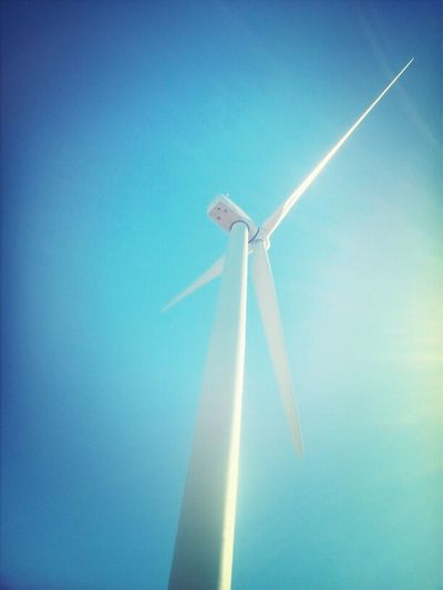 Wind Turbine Wind Farm