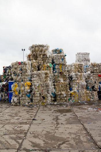 Bale of Plastic