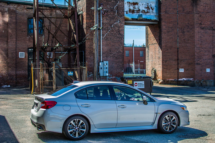2017 Subaru WRX Architecture Building Exterior Built Structure Car City Day Land Vehicle Mode Of Transport No People Outdoors Transportation White Crystal Pearl
