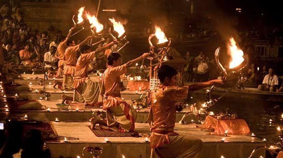 My Favorite Place Ganga River Ganga Aarti Hinduism Hindu Temple Lord Shiva Night Human Face India Sadhu Of India Aghor_sadhu