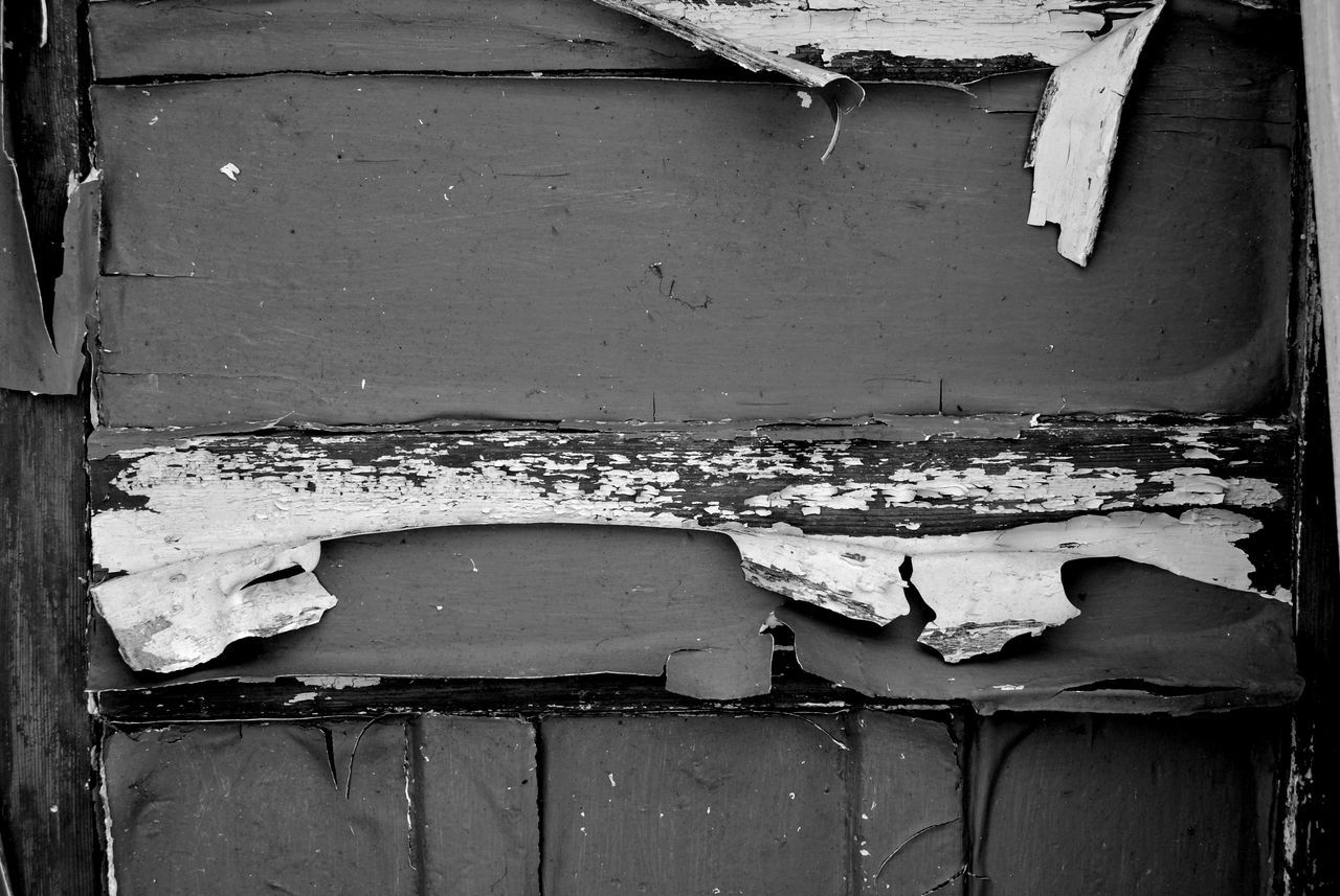 destruction, abandoned, damaged, weathered, rusty, run-down, no people, architecture, desolate, day, close-up