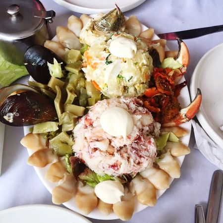 Seafoods Seafood Yum:) SEAFOOD🐡 SeafoodLover Gourmet Eat Eat And Eat