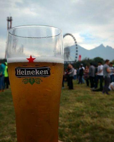 Heineken Live Out Monterrey Festival Beer Mexico Cerro De La Silla Parque Fundidora🌿🌐🌳. Parque Fundidora Ferris Wheel Relaxing Relax