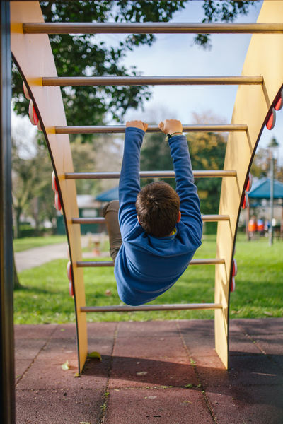Kid Kids Being Kids Kids Playing Kidsphotography Kids One Person Leisure Activity Lifestyles Park - Man Made Space Exercising Upside Down Childhood Park Boys Rear View Casual Clothing Handstand  Effort Arms Raised Outdoors Child Day Full Length Real People Moments Of Happiness