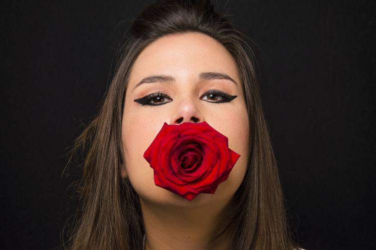 Rosa. Flower Rosé Girl Retrato Retrat Photography Photographer Redhead
