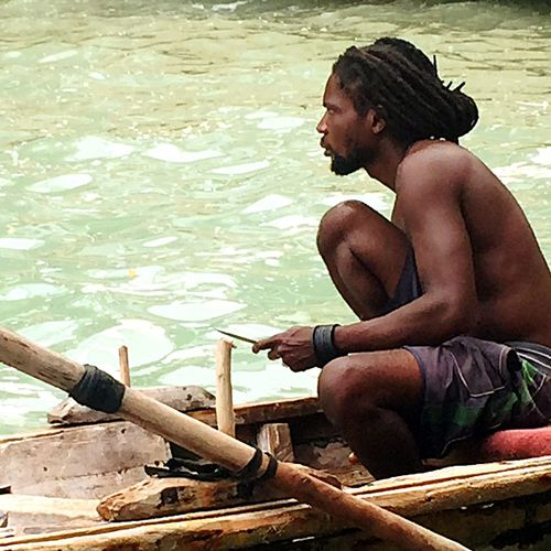 Haiti Haitian Fisherman