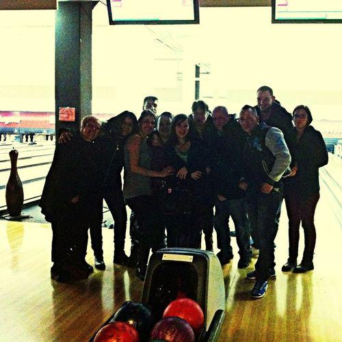 Soirée bowling avec l équipe des mousquetaire lol