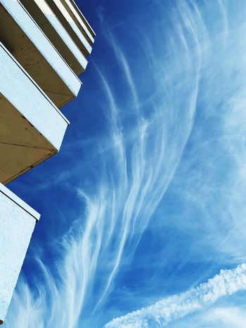 Sankt Peter-Ording Photooftheday Picoftheday Germany Picture Blue Sky Low Angle View Cloud - Sky No People Nature Architecture Day Outdoors City
