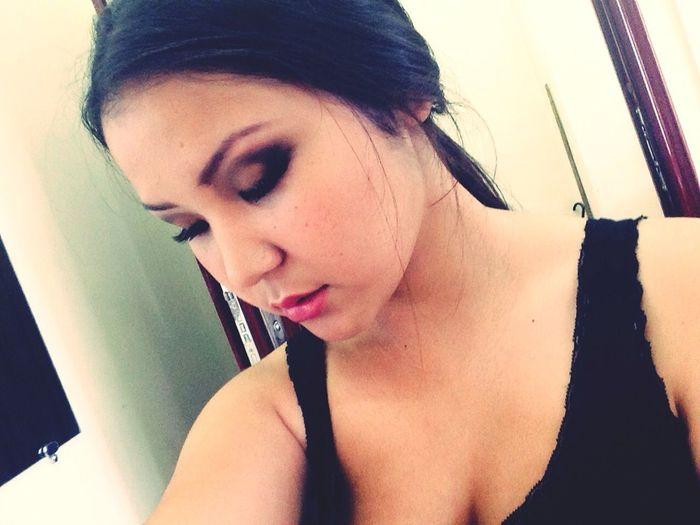 My makeup. My bestfriend.