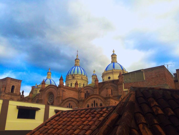 Cuenca Cuenca, Ecuador Church Churches