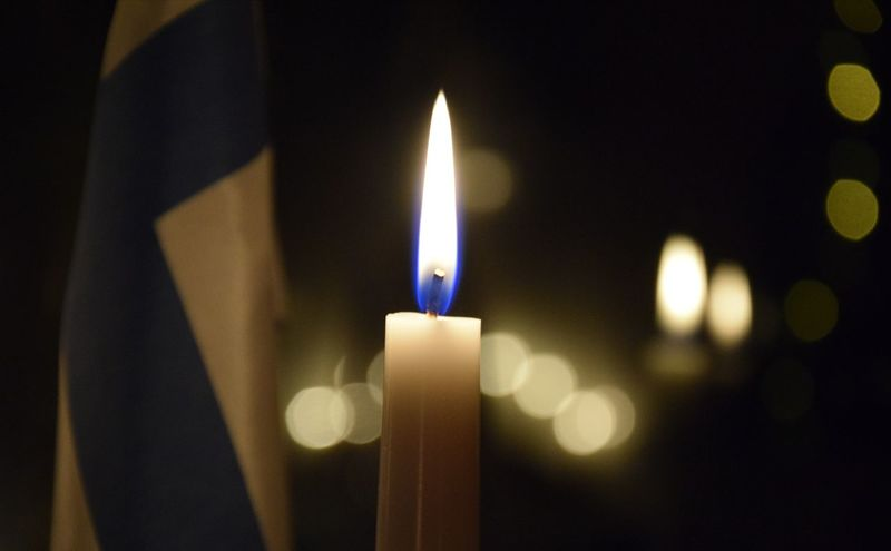 Finnish Independence Day celebration Makro Makro Photography Finland Independence Day Flag Silent Silent Night Beautiful Photography Photographing Home Cozy Cozy Place Nice Warm Warm Atmosphere Flame Candle Burning Glowing Illuminated Close-up