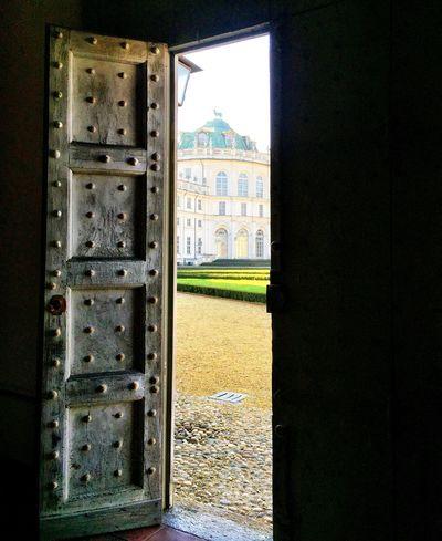 Torino Stupinigi Palazzina Di Caccia Cultura Turin Behind The Door Bellezza