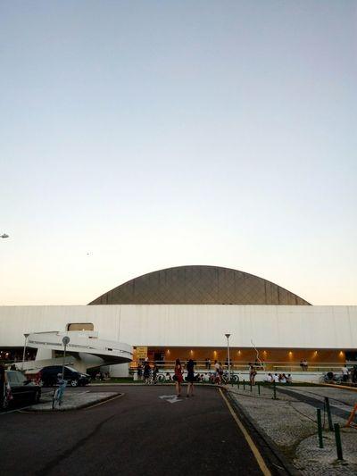 Architecture Group Of People Travel Destinations Museum Oscar Niemeyer Museum Curitiba Cwb Curitiba, Brazil Brazil Brasil Paraná Museu Museum Of Modern Art