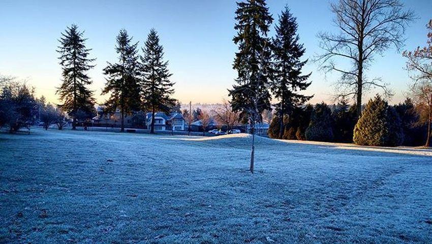 Freezing cold SurreyBC Vancouverbc