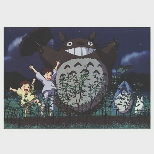 Mi vecino totoro♥ Hayao Miyazaki My Neighbor Totoro First Eyeem Photo