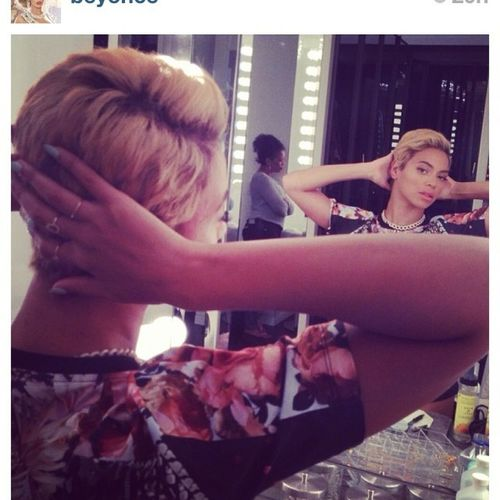 OhmyGod !!! She Cut All Her Beautiful Hair Off !!.