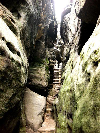 Elbsansteingebirge Nature Steps Outdoors Beauty In Nature Romantic Place Climbing Hikingadventures