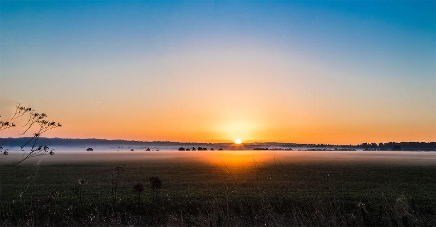 Enjoying Life Hello World Sonnenuntergang Canon Streetphotography Salzgitter Great Atmosphere Landscape