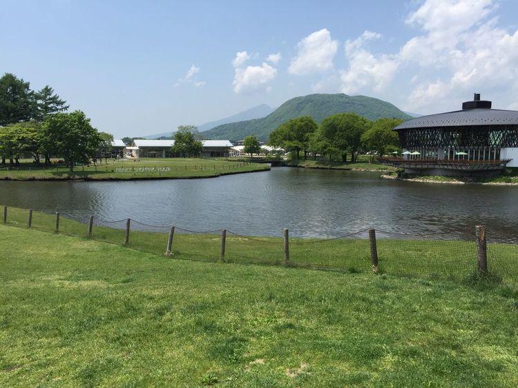 Karuizawa,Japan Perfectweather ❤️