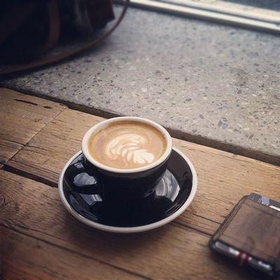 New Flat White #coffeediary Coffeediary