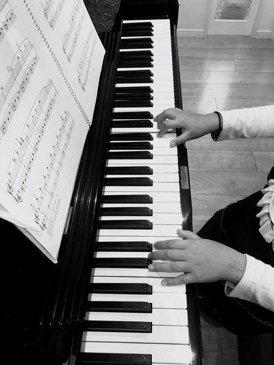 ピアノ練習🎹 Piano Real People Indoors  Music EyeEmNewHere