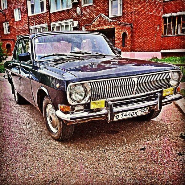 Россия Машина Авто автомобиль тачка Волга волга24 газ Russia Russiancar Car Volga Volga24 Gaz Gaz24