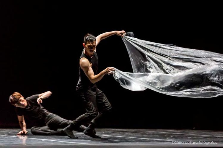 B.DANCE DanceConpany Taiwan Po-Chengchi Tsai Hugin/Munin Choreographery credit by Gerardo San
