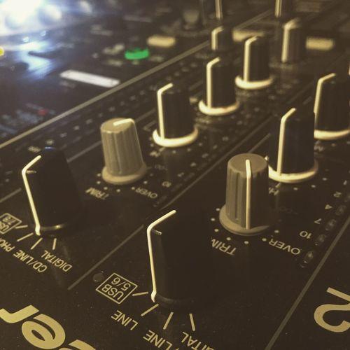 Dj Mixer Mixer Dj Music