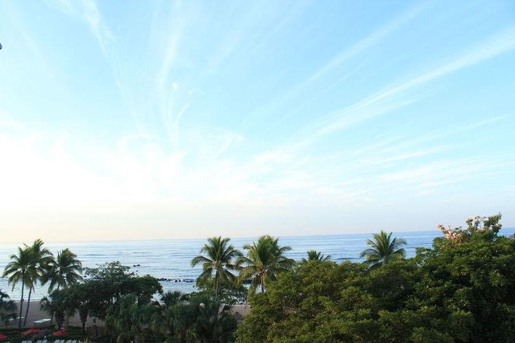 El Salvador Sky And Clouds Beachphotography Beauty In Nature Horizon Over Water Summer