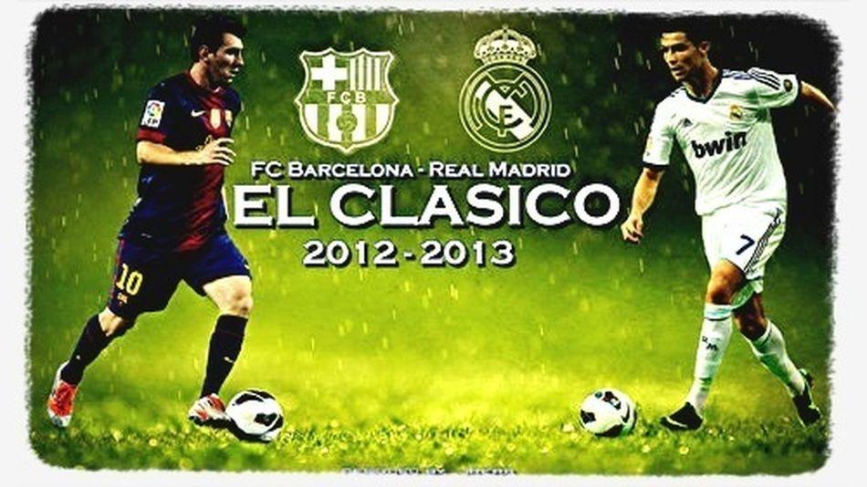 El Clasico 2013