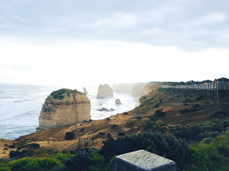Beauty In Nature Cloud - Sky Day Nature No People Ocean Outdoors Sky Water 12 Apostles The 12 Apostles