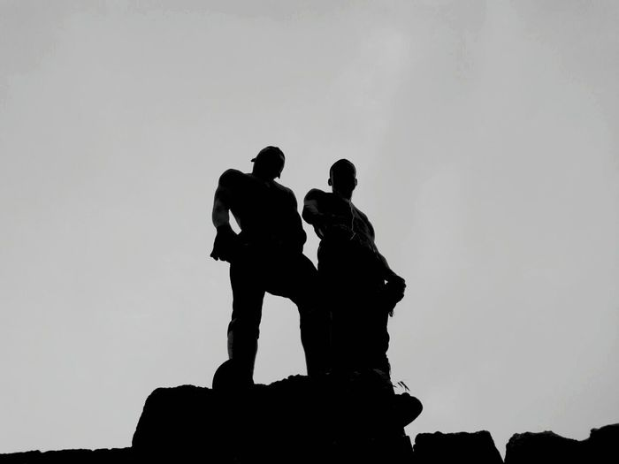 Couple - Relationship Men Two People Togetherness Sky Women Adult Outdoors Cloud - Sky Passion Friendship People Young Adult Young Women Adults Only Day