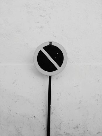 No People Outdoors Textured  Day Close-up Sign Wall Blackandwhite Minimalist Photography  Cacela Velha Portugal Algarve Portugal Blackandwhite Photography
