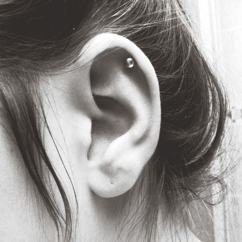 New Piercing :) Piercing Ear Ear Piercing