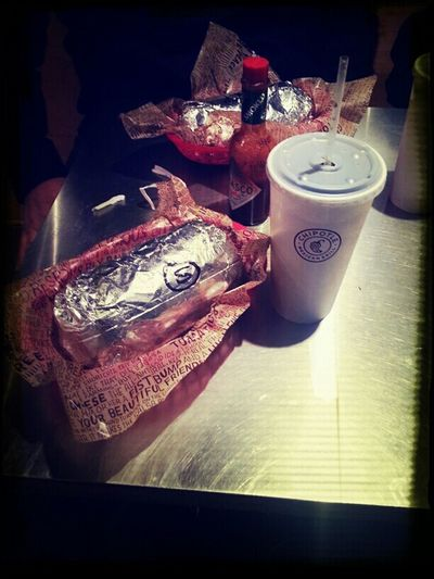 Cant beat Chipoltle♥